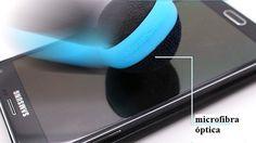 Esencial: limpieza inteligente para el móvil, ordenador, TV, tablet... 1 http://www.factoriaderegalos.com/