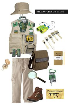 DIY kids paleontologist costume! - HAPPILY EVERLY AFTER