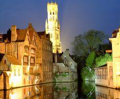 Bruges, Belgium | Maravilhas para beber – Em cartaz :Grimbergen em Bruges