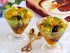 Фруктовые десерты — 42 рецепта с фото