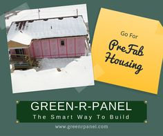Get factory built #home building components and #prefabricated #housekits at modest price only @ greenrpanel.com #construction