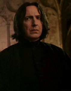 Photo of Severus Snape for fans of Severus Snape 37306826 Snape Harry Potter, Professor Severus Snape, Harry Potter Severus Snape, Severus Rogue, Alan Rickman Severus Snape, Harry Potter Characters, Harry Potter Universal, Snape Always, Oliver Wood