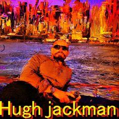 Hugh Jackman ヒュー・ジャックマン休日の水上でのひと時をお絵描きしました。 I was painting the Hugh Jackman.  Lara Fabian & Mustafa Ceceli - MAKE ME YOURS TONIGHT (English version) http://youtu.be/Xu6imkChHzY