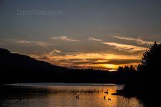 Vancouver Island, Sunset, Nanaimo, water, lake, beautiful, Laryssa's Photography