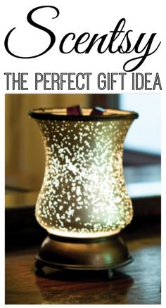 Scentsy flameless wax warmers are a great alternative to candles & the perfect gift idea! Www.Lieskeheidi.scentsy.us