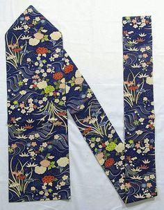 Obi #370978 Kimono Flea Market ICHIROYA