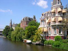Amstel River (Amsterdam, Netherlands)