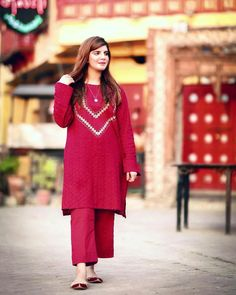 Fancy Dress Design, Stylish Dress Designs, Stylish Dresses, Simple Dresses, Pakistani Kids Dresses, Shadi Dresses, Fancy Kurti, Trendy Fashion, Trendy Style