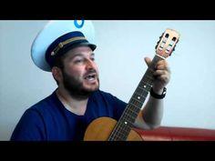 """Huis-tuin-en-keukentutorial """"Goeiemorgen"""" Kapitein Winokio - YouTube"""