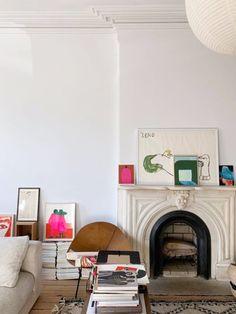 Home Living Room, Apartment Living, Living Room Decor, Living Spaces, Bedroom Decor, Design Apartment, Interior Inspiration, Sweet Home, House Design