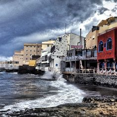 El Medano, Island Design, Beach Bars, Canario, Island Beach, Canary Islands, Best Hotels, Places Ive Been, Around The Worlds