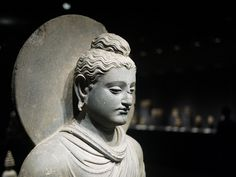 Most beautiful #Gandaharan Buddha Statue