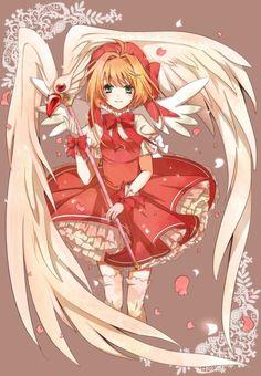 Sakura Kinomoto, Cardcaptor Sakura