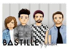 bastille oblivion paroles