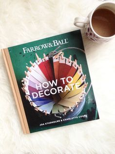 Love this book by Farrow & Ball. Well worth reading!