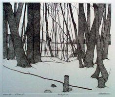 Art Hansen #tree #art