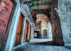 Old streets (photo by José Paulo Andrade)