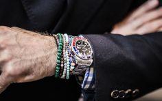 bracelet violamilano