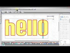 Creating Stencils SimpleCut 7.1