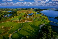 Photos Of The Week, Southampton, Pastorale, Golf Courses, Weather, America, Drones, Places, 18th
