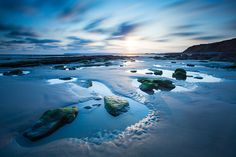 Tidal pools - Bart Heirweg Landscape Photography