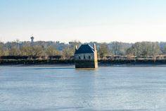 La maison dans la Loire – Parcours estuaire Land Art, Saumur, Saint Nazaire, La Rive, Oeuvre D'art, Opera House, Building, Photos, Travel