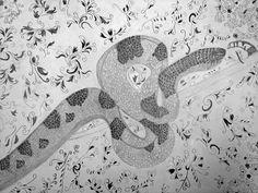 art @ the heart: Grade 11 Pattern Drawings 2013 (AVI3M-AVI3O)