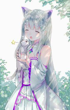- Re:Zero - Emilia