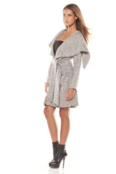 ALEXIS Irena Waterfall Coat