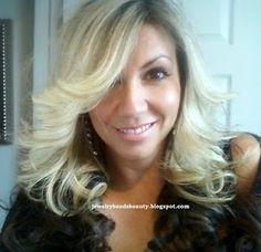 Even better Farrah hair!
