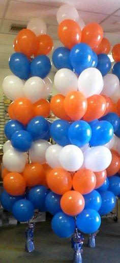 Balloon Clusters, Balloons, Balloon Decorations Party, Globe Decor, Globes, Balloon, Hot Air Balloons