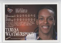 T-spoon - my favorite WNBA player of all time!