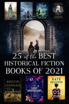 The Best Historical Fiction Books for 2021 (Anticipated) - The Bibliofile #AnticipatedBooks #BookList #Books #BookstoRead #WhattoRead Best Books To Read, I Love Books, Great Books, My Books, Book Club Books, Book Lists, Book Art, Book Clubs, Reading Lists