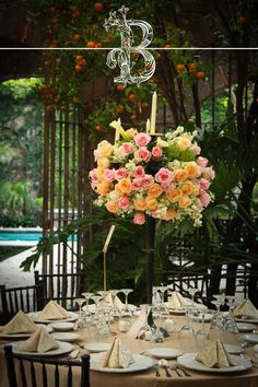 Flower Deco en www.bougainvilleabodas.com.mx Bodas San Miguel de Allende