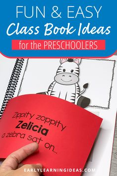 Class books are often the most engaging books in a preschool or kindergarten classroom reading corner. Click to find 20 fun ideas and learn how to make DIY class books for kids at school & home. From Pete the cat, brown bear brown bear, chicka chicka boom boom, and MORE. Use these fun books to teach letters, rhyming, beginning sounds, and other literacy concepts. This is a fun way to build a classroom community at the beginning of the year during an all about me unit and beyond. Reading Corner Classroom, A Classroom, Kindergarten Classroom, How To Make Diy, Cool Things To Make, Class Books, Chicka Chicka Boom Boom, Learning Sight Words, Teaching Letters