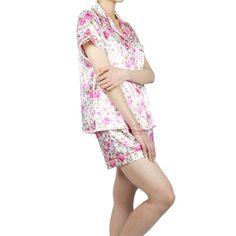 Pajamas Women, Pyjamas, Nightwear, Floral Tops, Kimono Top, Pajamas For Women, Top Flowers, Pajama