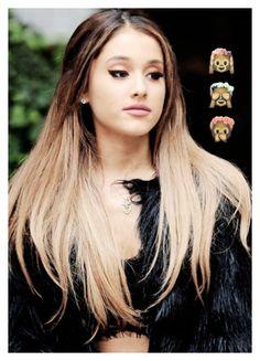 """I love Ariana Grande"" by nejraa0320 ❤ liked on Polyvore"
