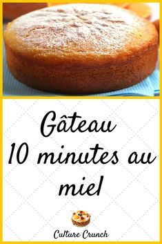 GÂTEAU AU MIEL MINUTE : la recette facile - Expolore the best and the special ideas about French recipes