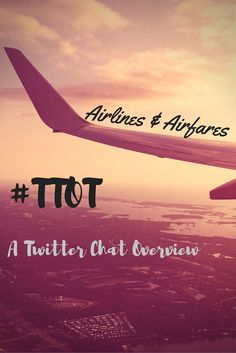 After chatting with travel experts around the globe, this Twitter Chat Overview brings you info on Airlines and their Airfares. Even attempting to answer the age-old question: When is best to buy tickets before a flight?!