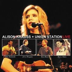 I LOVE Bluegrass music and I love Alison Krauss & Union Station...they haven't strayed from the traditional bluegrass that I really enjoy.