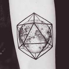 #1. An earth tat is beautiful, but a geometric earth? It's out of this world. popsugar #2. Carve the entire solar system on your person. galleryhip #3. The unlikely band of heroes, headed by Gandalf the Grey, trudge across the Misty Forearm. instagram #4. The mighty T-Rex may