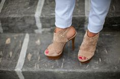 Emily Maynard's fab. Shoes!!