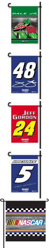 NASCAR Hendrick motorsports teams