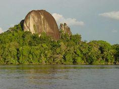 Piedra del Cocuy. Amazonas. Venezuela