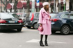 The best street style from Haute Couture Fashion week