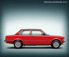 BMW 316 - 1983 #firstcar