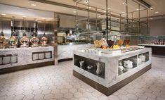 hotel buffet area - Google Search                                                                                                                                                                                 Mais