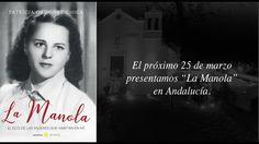 La Manola - Presentación 25 marzo 2017 en Baena (Córdoba)