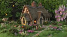 Into The Woods, Cottage In The Woods, Cozy Cottage, Cottage House, Fairytale Cottage, Forest Cottage, Forest House, Images Esthétiques, Tadelakt