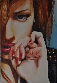 L'arte del dipingere: Ritratto